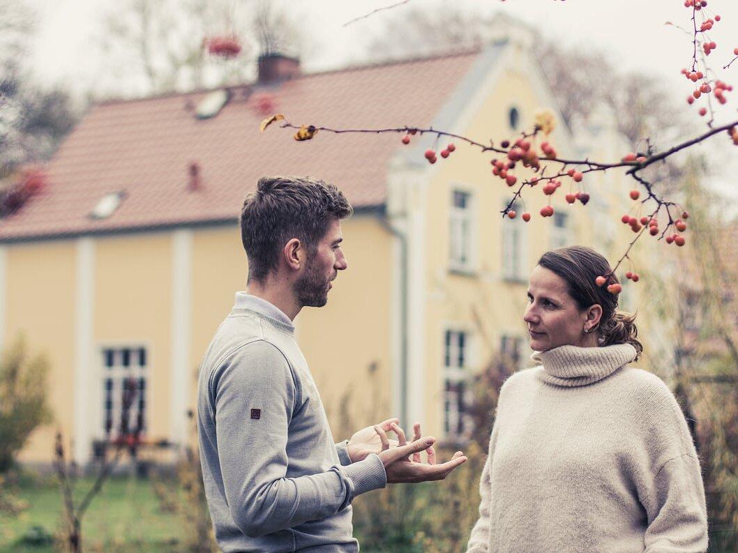 Achtsamkeitsseminar mit Jens Bräuer im Gutshaus Ehmkendorf
